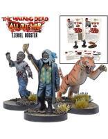 Mantic Games The Walking Dead BNIB Miniatures Booster Ezekiel (TWD) MGWD113