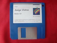 Original Amiga Extras Version 3.0 AMIGA Commodore DISKETTE