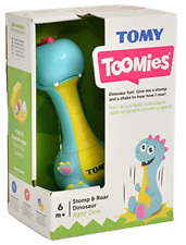 ** Tomy Tommies Stomp and Roar dinosaur Musical toy 6m+ DAMAGE BOX