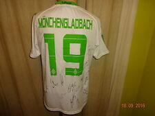 Borussia Mönchengladbach Kappa Matchworn Trikot + Nr.19 + Handsigniert Gr.S