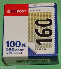 Nederland Zakenpost 1708 160 cent rol van 100 stuks - zonder hangdeel