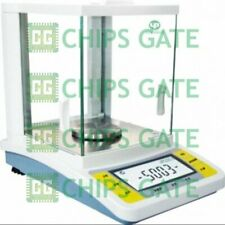 1PCS 500g 1mg precision electronic Analytical Balance scale JA5003B for labs J