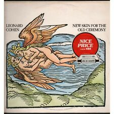 Leonard Cohen ‎Lp Vinile New Skin For The Old Ceremony / CBS 32660 Nuovo