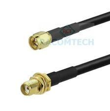 Low Loss Cable LMR195 / LL195  SMA male to SMA female