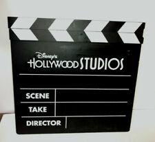 RARE Disney Parks Hollywood Studios Exclusive Movie Set Clapper Board