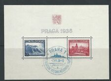 Architecture Used Czech & Czechoslovakian Stamps