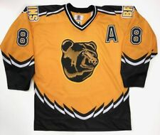 CAM NEELY AUTHENTIC BOSTON BRUINS 1995 STARTER POOH BEAR THIRD JERSEY 52