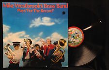Mike Westbrook's Brass Band-Plays For The Record-Transatlantic 312-ENGLAND