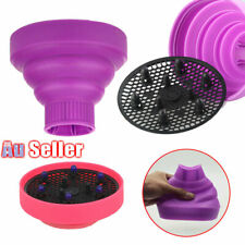 Silicone Hair Dryer NEW Universal Salon Travel Foldable Diffuser Professional