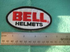 Bell Helmets Racing Equipment Parts Dealer Hat Uniform Patch