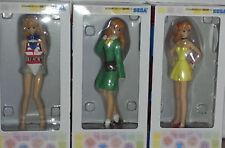 SEGA Genesis Evangelion Collection Set of 3 SOHRYU ASUKA and LANGLEY MIB