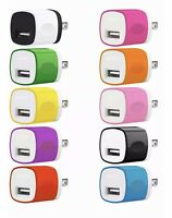 10x 1A USB Wall Charger Plug Home Power Adapter FOR iPhone 5 6 Samsung Android