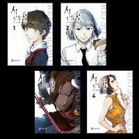 Tower of God Vol 1 2 3 4 Set Original Korean Edition Webtoon Book Manga Comic