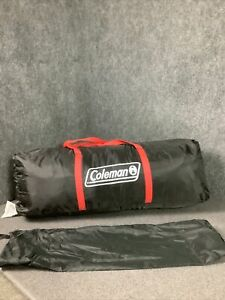 Coleman 10 Person Dark Room Technology Reduces Heat In Tent 14ft x 10ft M63A