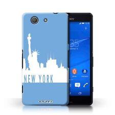 Étuis, housses et coques bleus Sony Xperia Z3 Compact pour téléphone mobile et assistant personnel (PDA)