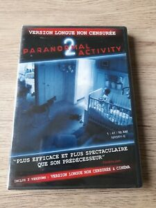Paranormal Activity 2 / DVD NEUF SOUS BLISTER