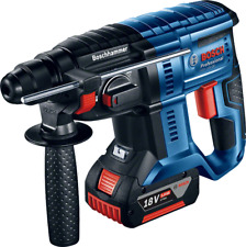 Bosch Professional Akku-Bohrhammer mit SDS-plus GBH 18V-20 (0611911003)