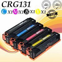 4 PK Toner Cartridge for Canon 131 imageCLASS LBP7110CW MF8280CW MF624CW MF628CW