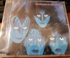 KISS - CREATURES OF THE NIGHT - CD REMASTERED SIGILLATO (SEALED)