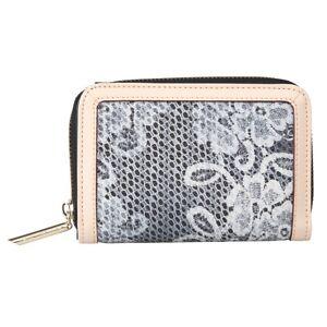 Fornarina Geldbörse P040PT06_00 MARGIE Beige Damen Portmonee Wallet NEU & OVP
