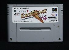 J. League Excite Stage '94- Japan SNES SFC Nintendo Super Famicon GAME ONLY