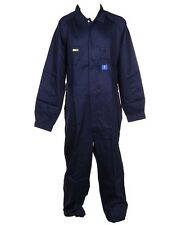 WORKSENSE Overalls, Size 77R, Heavy Weight, 3M Reflective Tape, Navy
