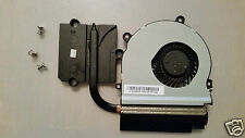 "FAN & HEATSINK AT0RS0060S0 FOR SAMSUNG NP350E7C 17.3"" LAPTOP GENUINE PART IN VGC"