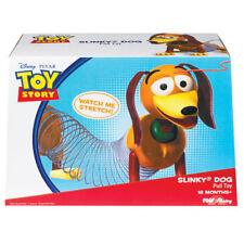 DISNEY Pixar Toy Story 3 Slinky Dog Pull Toy-Flair 18m+