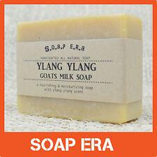 YLANG YLANG GOATS MILK -a silky & nourishing natural cold process handmade soap