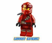 LEGO Ninjago Minifigure - Kai - Secrets Spinjitzu njo531 FREE POST