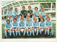 275 EQUIPE TEAM MALMO.FF SWEDEN SVERIGE STICKER FOOTBALL 1980 BENJAMIN RARE NEW