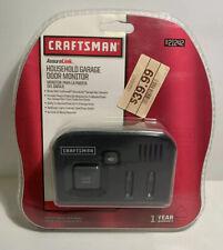 NEW Craftsman 21242 Household Garage Door Opener Monitor AssureLink