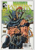 Marvel Knights #4 (2000) Daredevil, Moon Knight, Punisher, Dagger, Shang-Chi D