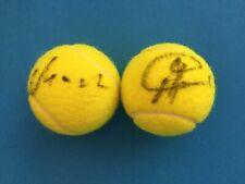 Nicolas Mahut Pierre-Hugues Herbert Wimbledon Double Tennis Ball Signed Auto