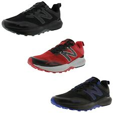 NEW BALANCE MEN'S NITREL V4 LIGHTWEIGHT 4E WIDTH TRAIL RUNNING SHOES