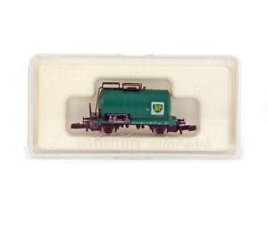 ONE MARKLIN Z Gauge 8614 German Federal Railroad DB Petroleum Oil Tank Car BP *