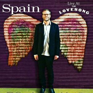 SPAIN LIVE AT THE LOVE SONG DOPPIO VINILE LP 180 GRAMMI NUOVO SIGILLATO !