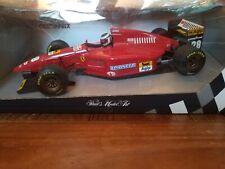 Grand Rix Paul's Model Art Formula 1 Ferrari 412 T1