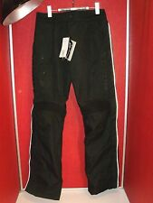 NWT HONDA NIRVANA WOMEN'S TEXTILE TOURING MOTORCYCLE PANTS by PARKER SYNERGIES