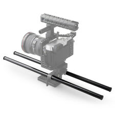 SmallRig 15mm Camera Rods 18 Inch Length for 15mm Rail Rod Support System - 1055