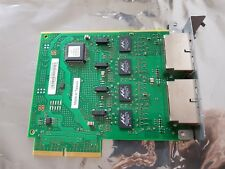 QUAD PORT GbE GE Gigabit Ethernet IBM 10N9622 10N9623