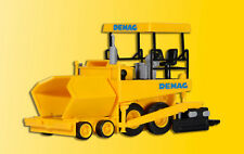 Kibri 11652 gauge H0, Demag Road Paver # NEW ORIGINAL PACKAGING #