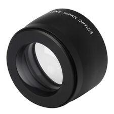 52mm 2x Telephoto Lens Teleconverter for Nikon D800 D3200 D3100 D300 D300S