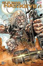 Old Man Hawkeye (2018) #1, Ethan Sacks, Marvel