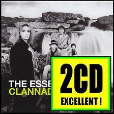 CLANNAD (2 CD) THE ESSENTIAL ~ MOYA BRENNAN 70's / 80's IRISH / CELTIC POP *NEW*