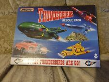 MATCHBOX THUNDERBIRDS Rescue Pack boxed