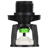 3Pcs Garden Irrigation Tool Lawn Sprinkler 360° Rotating Spray Nozzle 2.0x1.3in