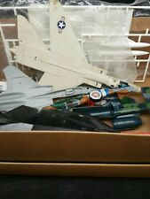 Scale Model Planes and a model car with other parts