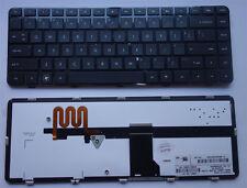 Teclado hp pavilion dm4 dm4-1000 dm4t dm4-2100sg dm4-2180us retroiluminada Keyboard