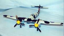 Westland Whirlwind #D06 Easy Built Models Balsa Wood Model Airplane Kit Rubber P